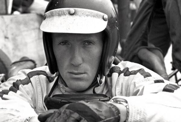 Jochen Rindt et sa fidèle Autavia