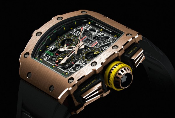 Richard Mille RM 11-03 Chronographe Flyback
