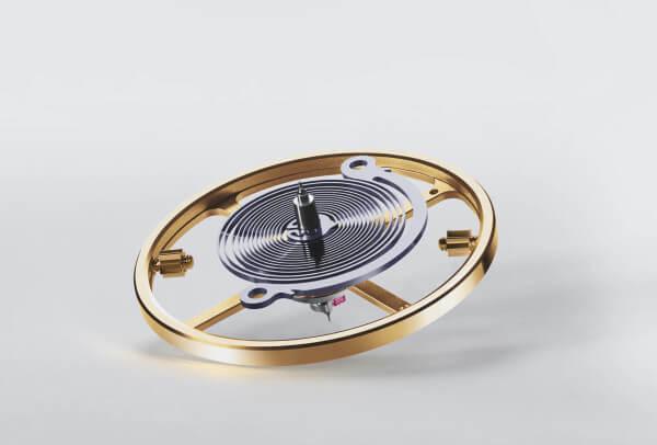 Spiral Syloxi  Rolex Christophe Lauffenburger
