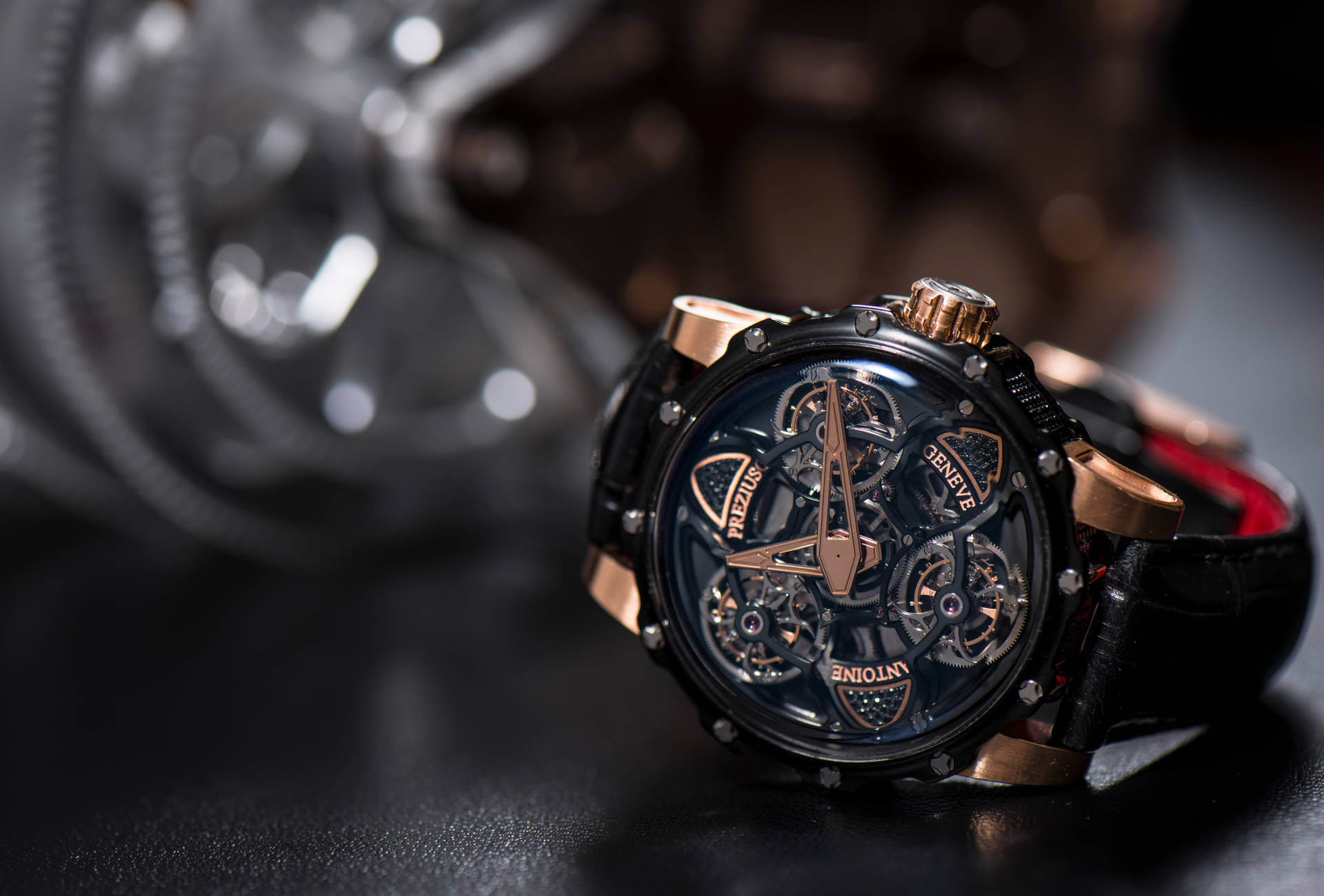 design innovativo e011f 8e66f In the name of the father, son and tourbillon – FHH Journal