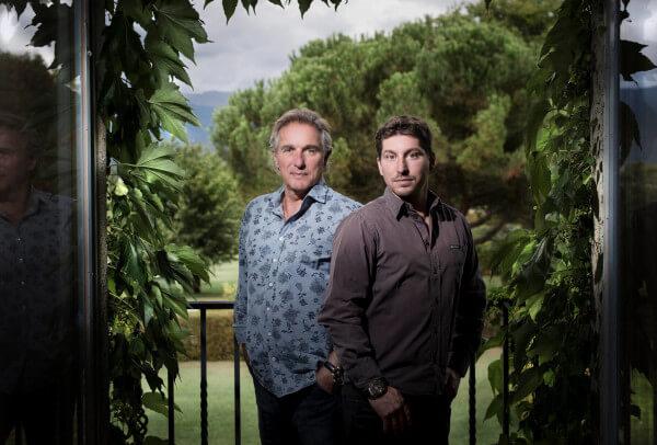 Antoine et Florian Preziuso