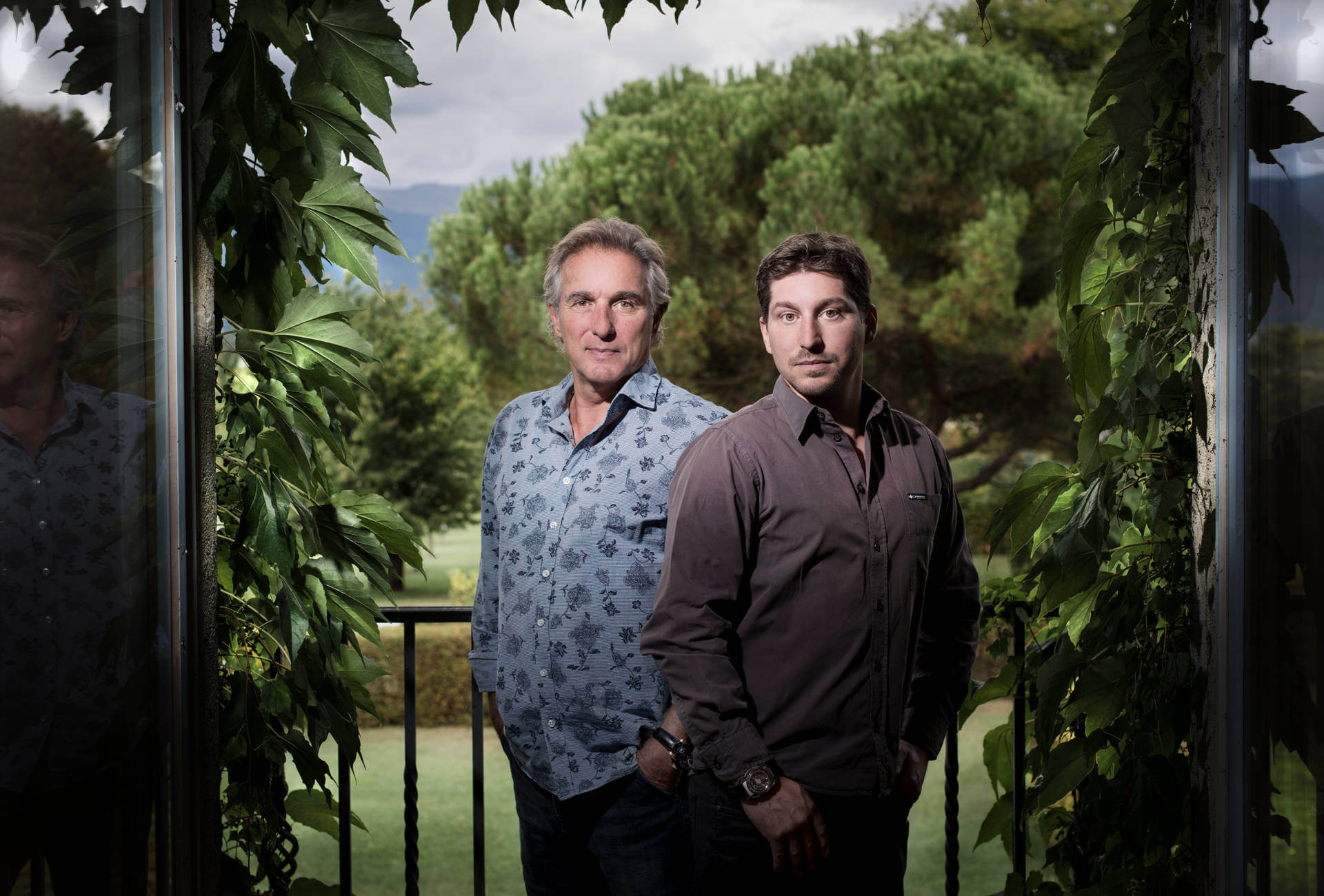 Antoine and Florian Preziuso