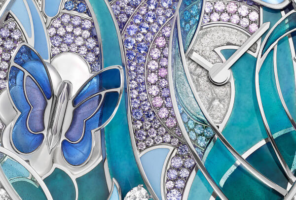 Van Cleef and Arpels Papillon Automate