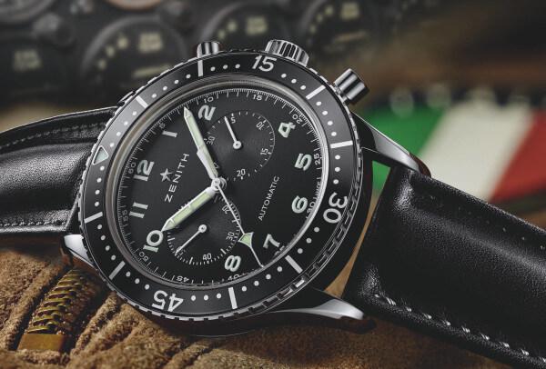 Zenith Heritage Chronometro TIPO CP2