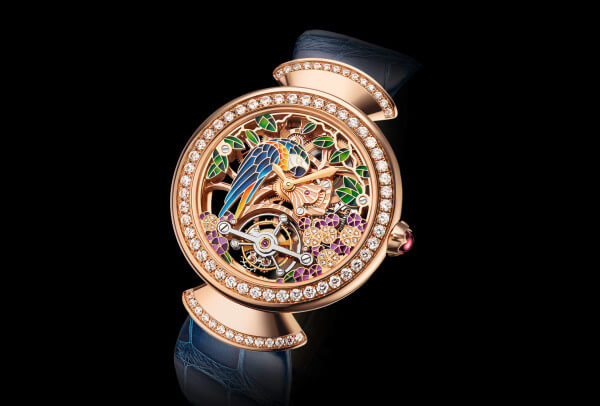 Bulgari Diva's Dream Tourbillon Squelette