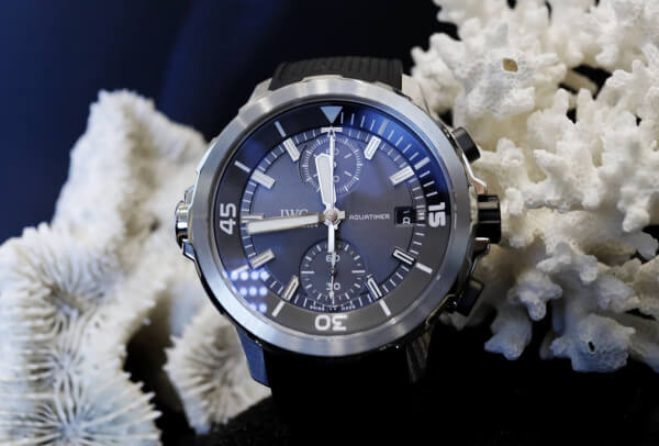 IWC Aquatimer Chronographe Edition
