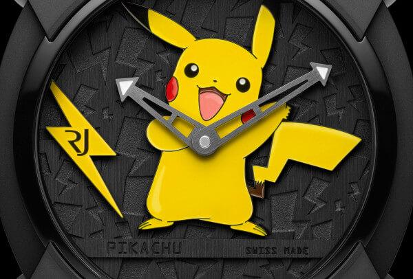 Romain Jérôme x Pokemon