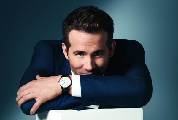 Ryan Reynolds Altiplano Piaget