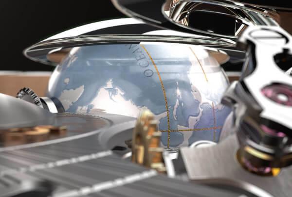 Girard-Perregaux Planétarium Tri-Axial