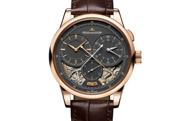 SIHH Jaeger-LeCoultre Duometre Chronographe