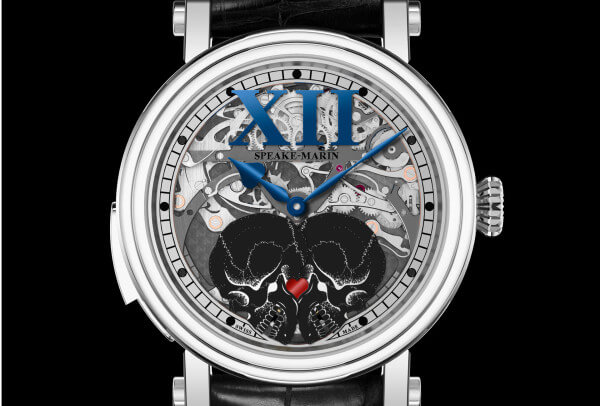 SIHH Speake-Marin Crazy Skulls