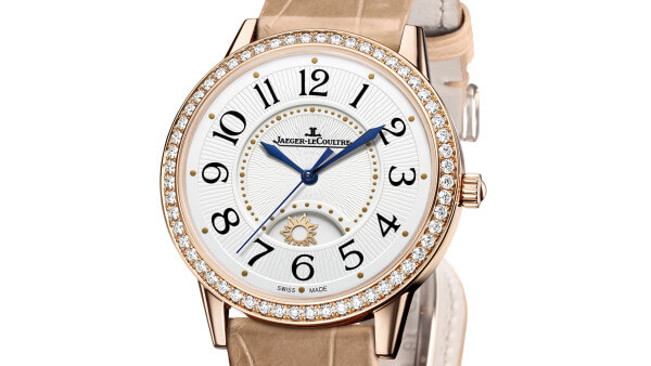 SIHH 2017 Jaeger LeCoultre Rendez-Vous Night & Day large in pink gold