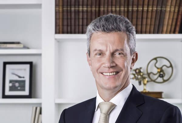SIHH 2017 Daniel Riedo CEO Jaeger Lecoultre