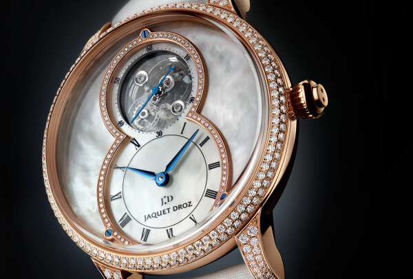 Jaquet Droz Grande Seconde Tourbillon Nacre