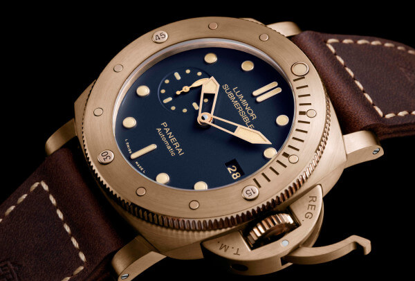 Panerai Luminor Submersible 1950 3 Days Automatic Bronzo – 47mm