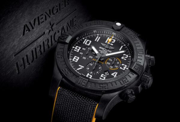 Breitling - Avenger Hurricane