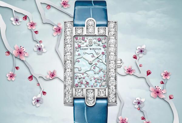 Harry Winston - Avenue Classic Cherry Blossom