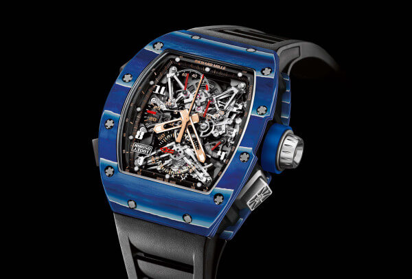 Richard Mille - RM11-03 Jean Todt 50th Anniversary
