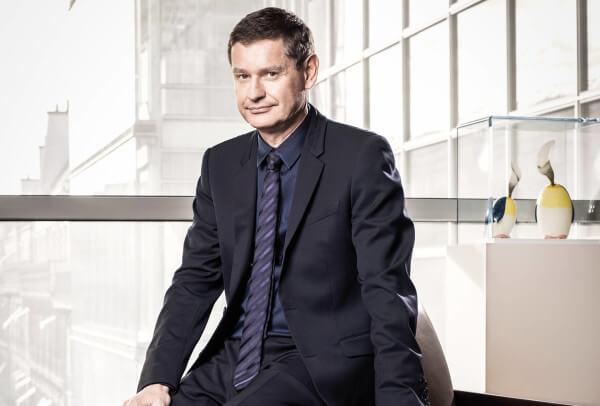 Cyrille Vigneron, CEO de Cartier