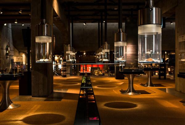 Le Musée International d'Horlogerie de La Chaux-de-Fonds offre un parcours initiatique pour mieux comprendre « L'Homme et le Temps ». © Fred Merz / Lundi 13