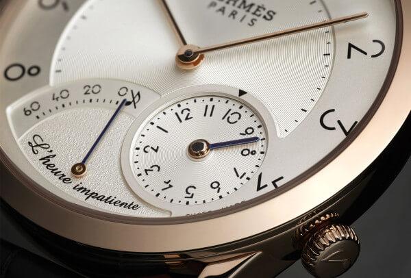 Hermès - Slim d'Hermès Heure Impatiente copyright Joel Von Allmen