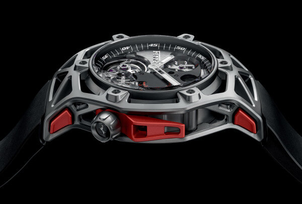Hublot - Techframe Ferrari 70 Years Tourbillon Chronograph