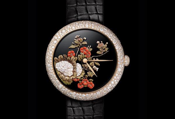 Chanel Mademoiselle Privé Coromandel Glyptique