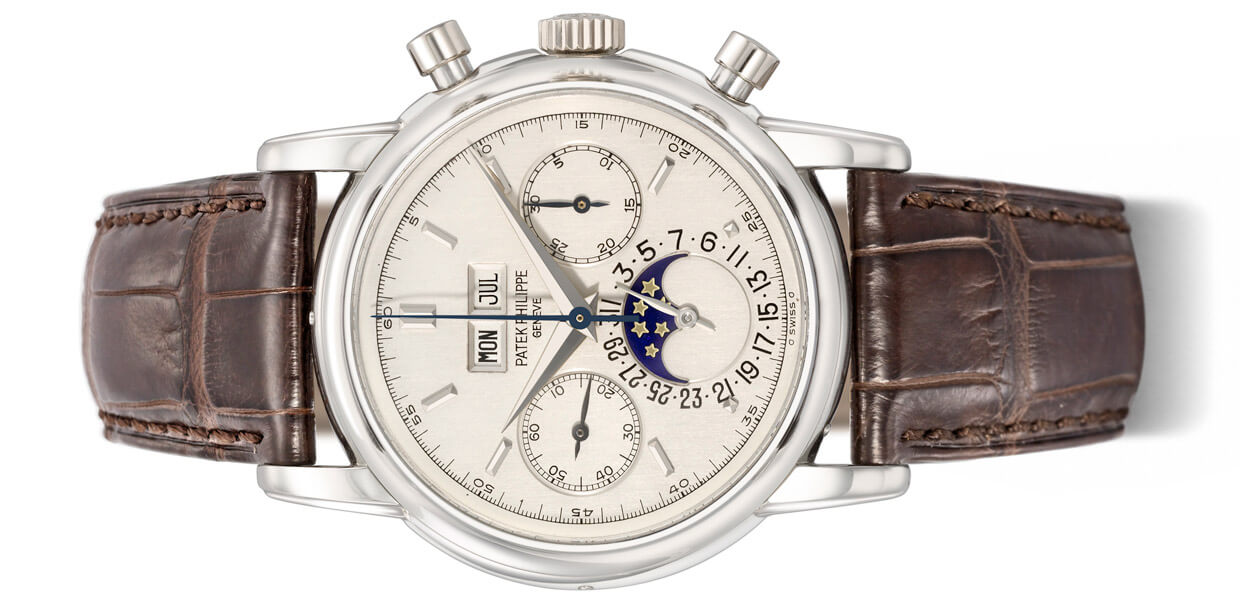 Celebrity owned watches that shone at the auction house fhh journal for Celebrity watches