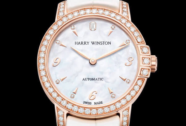 Harry Winston Midnight Automatic