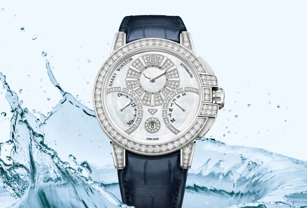 Harry Winston Ocean Biretrograde Automatic 42mm