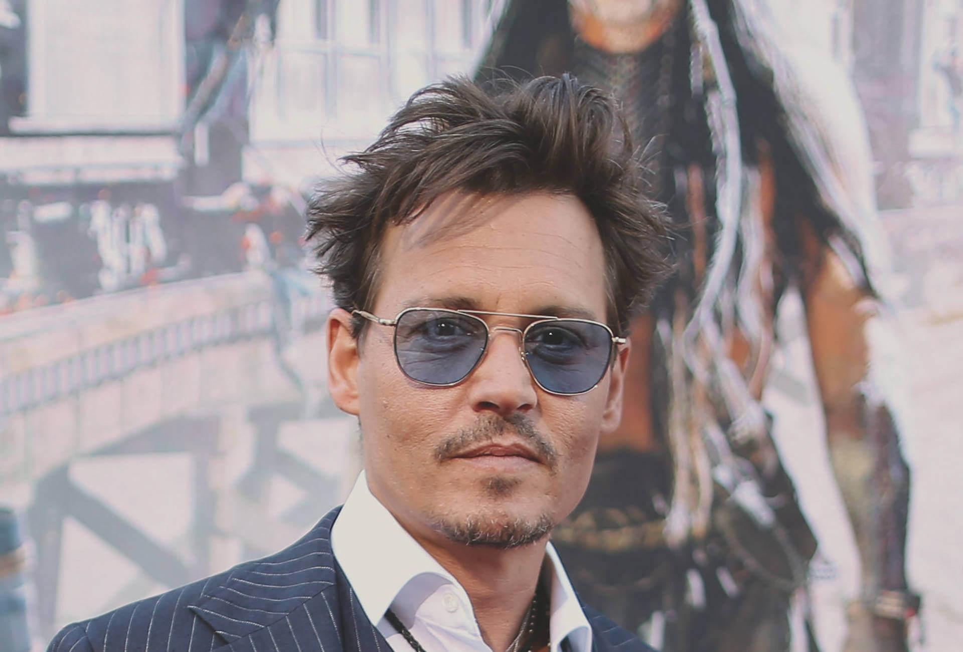 Les 15 hommes les plus beaux du monde Johnny Depp