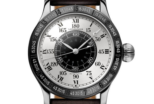 Longines Lindbergh Hour Angle Watch 90th Anniversary
