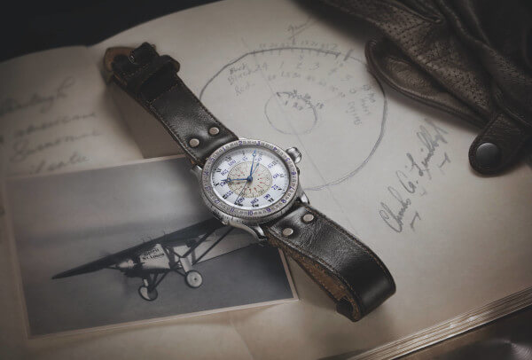 Longines Original Lindbergh Hour Angle Watch