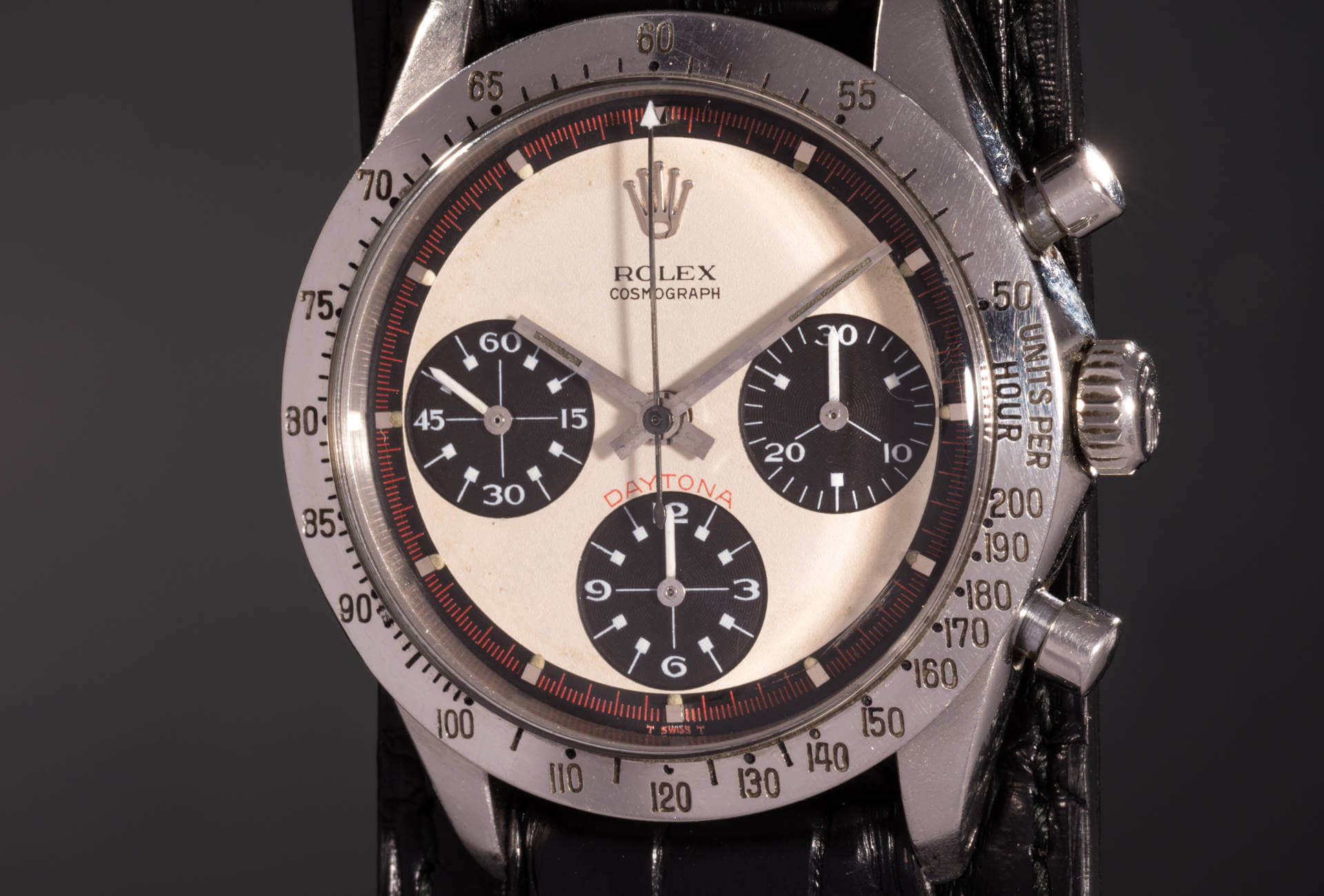 paul newman s rolex daytona under the hammer fhh journal. Black Bedroom Furniture Sets. Home Design Ideas