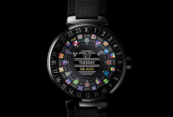 Tambour Horizon Black © Louis Vuitton