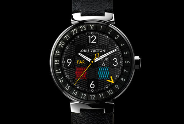 Tambour Horizon Graphite © Louis Vuitton