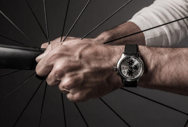IWC Ingenieur Chronographe Edition «Cancellara»