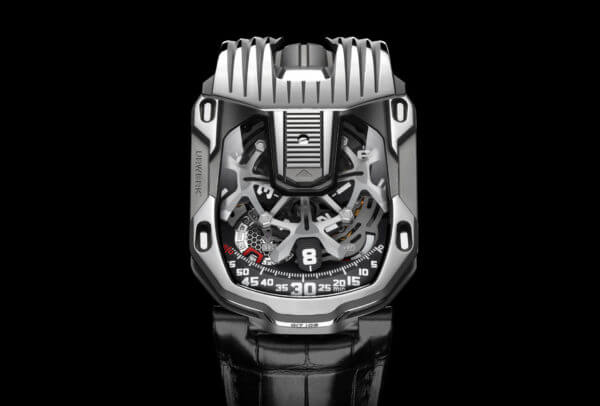 Urwerk UR-105CT Streamliner