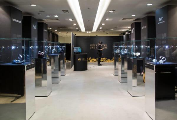 Expo HH aux Galeries Lafayette