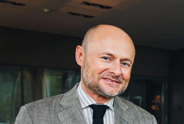 Georges Kern, CEO de Breitling