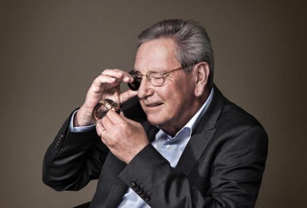 Roger Dubuis, fondateur © Roger Dubuis