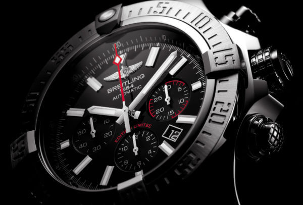 Super Avenger 01 Edition Boutique © breitling