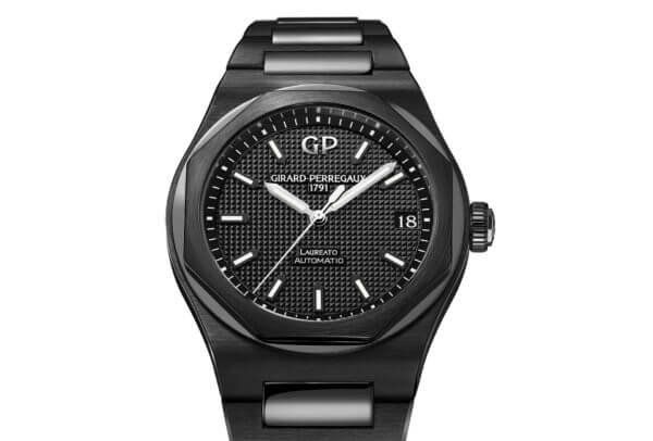 Laureato 42 mm Ceramic © Girard-Perregaux