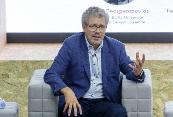 Jean-Marc Wiederrecht, fondateur d'Agenhor