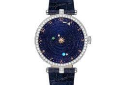 Lady Arpels Planetarium © Van Cleef & Arpels