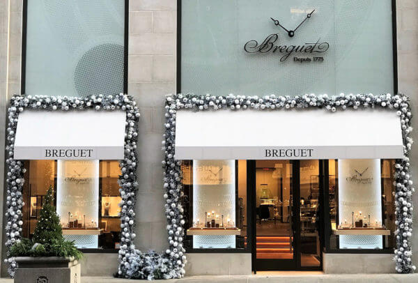Boutique Breguet, New York