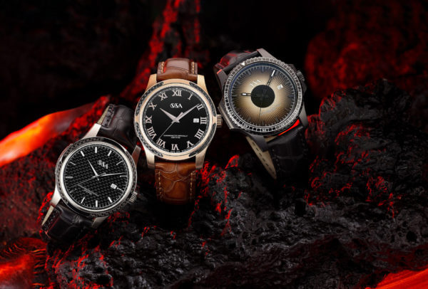 Montres Magma © Q&A