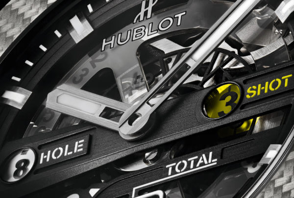 Big Ban Unico Golf © Hublot