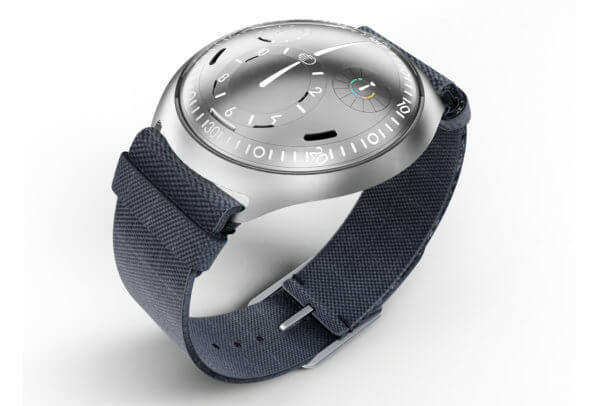 Type 2 e-Crown Concept © Ressence