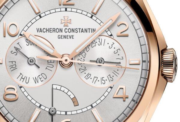 Fiftysix® en or rose 18 carats 5N © Vacheron Constantin